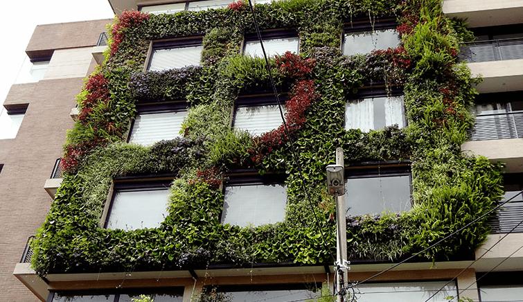 Condominio in verde