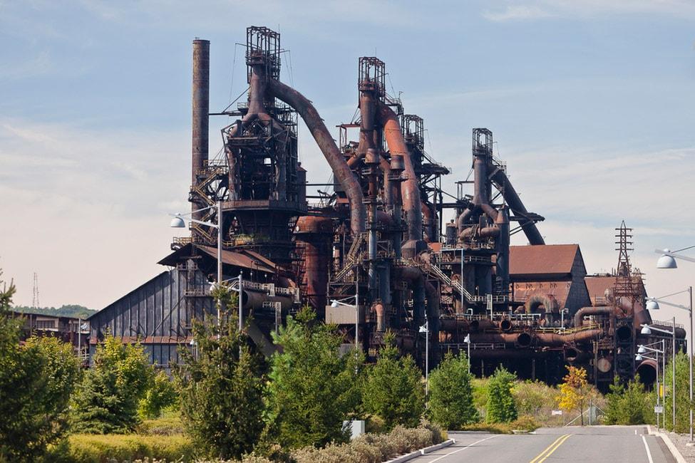 Recupero architetture industriali